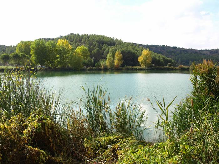 Visita las lagunas